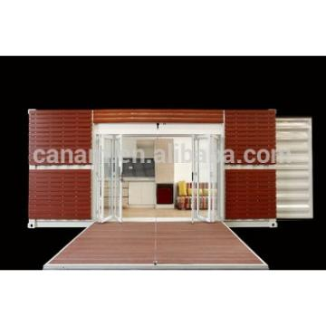 CANAM-20ft easy assemble shippping container houses in bulgaria