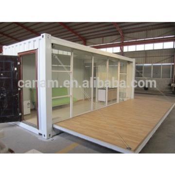 CANAM-pre built prefabricated open contanier apartment