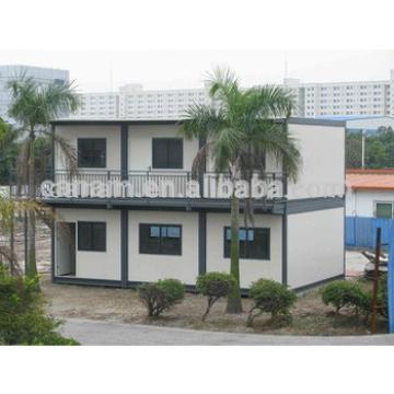CANAM-Modular prefabricated steel warehouse house kit bamboo