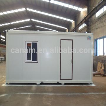 Protable house, prefabricated warehouse and storage steel structure with ISO9001 EPS sandwich panels