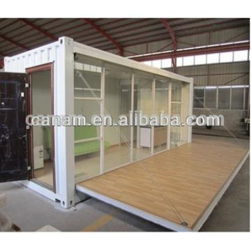 20ft sandwich panel shipping container house