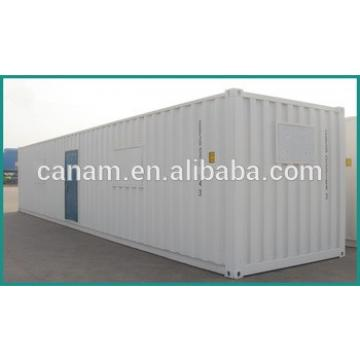 20ft 40ft low cost modern prefab shipping container house for sale