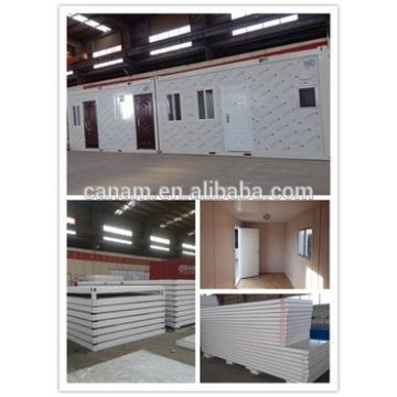 Chinese 20ft prefabricated container house price --- Canam