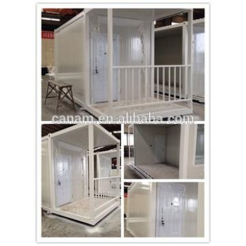 Prefabricated Steel-structured Container House --- Canam
