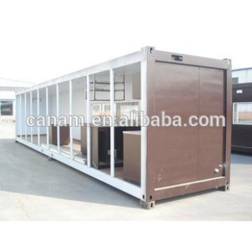 Safe and Low Cost Container House/Shop/Coffee Shop