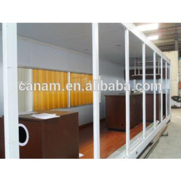 Prefab Container House, Prefab Container Coffee Shop