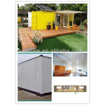 Modular container house villa