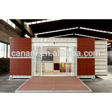 20ft shipping container house, prefabricated house