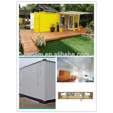 Cheap Prefab Shipping Container House / Villa