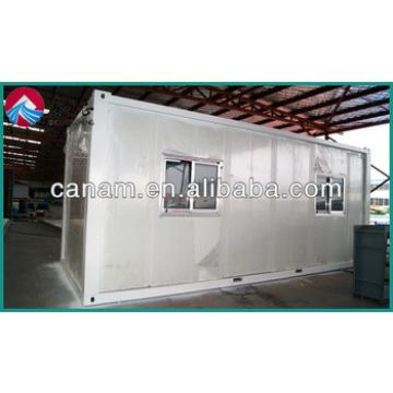 20ft flat-packed container and pre fabricated houses with sandwich panel