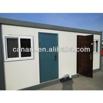 Low Cost Prefab Container House flat pack container house