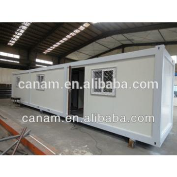 CANAM- movable container house with fiber glass sandwich panel