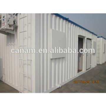 Canam- container living prefab shipping container dormitory