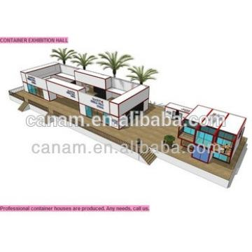 CANAM- design prefabricated modular container shop