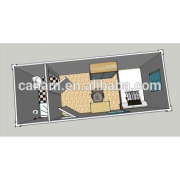 easy assembly flat pack container single living room