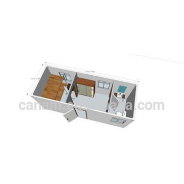 20ft mobile module living room , container house