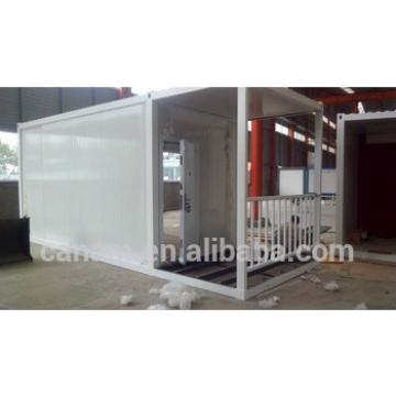 prefab folding ISO 9001 modular low cost container house