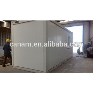 CANAM- Metal frame moving prefab house