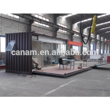 CANAM-modular shipping container restaurant