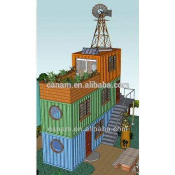 CANAM- Economic Log Cabin & Kit Homes