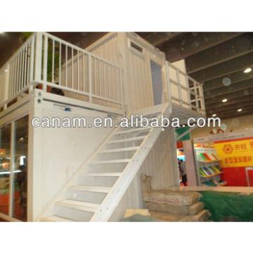 canam-pre fab container solar house