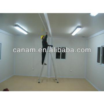 CANAM- shipping 20 ft model container house moveable
