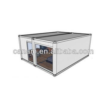 CANAM- Modular mini mobile home prefab