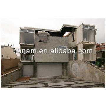CANAM- flat prefab container cabin house