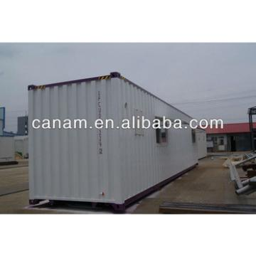 CANAM- low cost modified shipping modular house