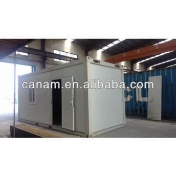 CANAM- aluminium catamaran container house
