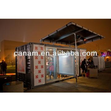 CANAM- Safe&durable Used cargo containers for ECO houses