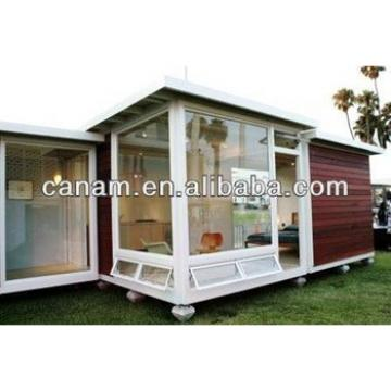 CANAM- Light Steel Cheap Prefab House
