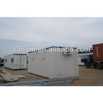 CANAM- container module house container movable house habitable container house