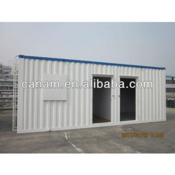 Canam-flat house plans for 40ft high cube container made in china