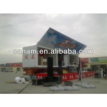 CANAM- mobile Container house interior design