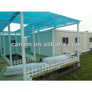 CANAM- Safe&durable prefab shipping container homes for sale