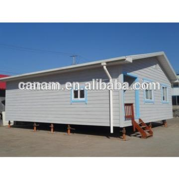 CANAM- Prefab transportable mobile house as shop/hotel/apartment/workshop/office/villa/domitory/school