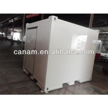 CANAM- mobile container project floor