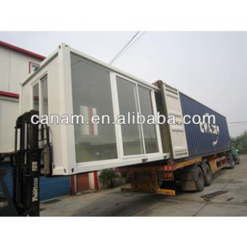 CANAM- Fast assemble prefab shipping container homes for sale
