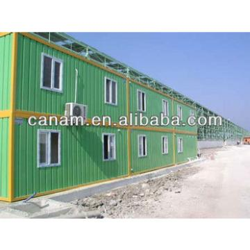 canam- flat packed container 20ft office/modular container house