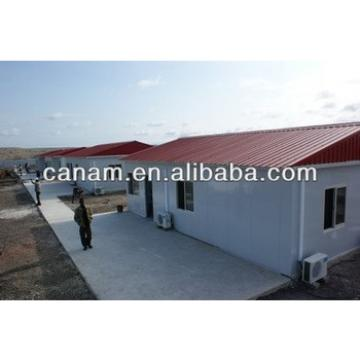 CANAM- 20ft Modular Low Cost Container house