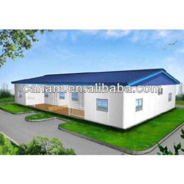 CANAM- shipping modern 20ft prefab container house