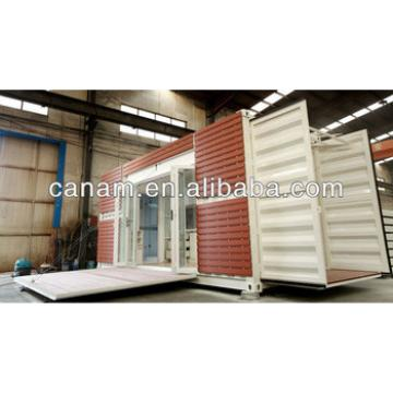 CANAM- Steel structural 20ft living conainer house