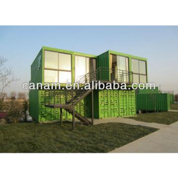 CANAM- mobile prefabricated container house prefab shipping container cabin