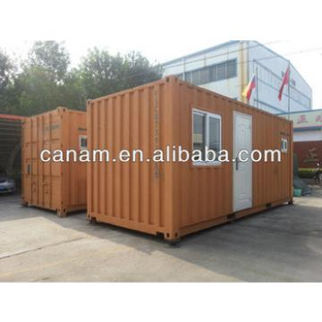 CANAM-Prefabricated shipping container cabin