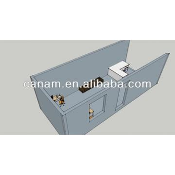 CANAM- modified modern 40ft sea container house