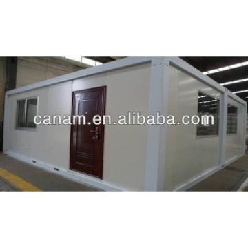 CANAM- CE certificated double room connnected container house dormitory
