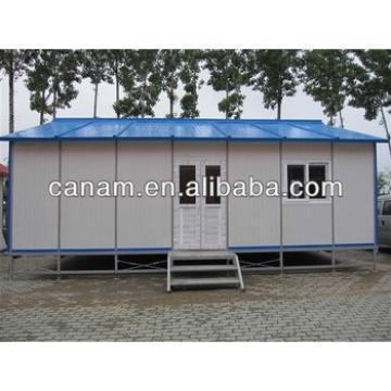 CANAM- 40ft cheap prefab houses easy assemble
