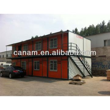 Canam- Steel structure shipping container shop with low price