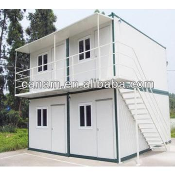 CANAM- Two-storey Prefab Container Building Used as School / Dormitory / Hospital